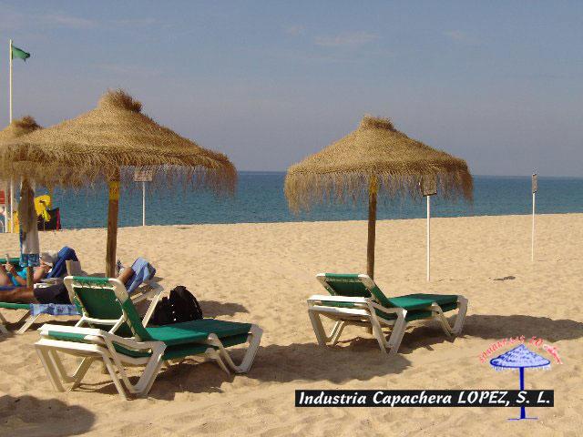 Sombrillas para piscinas affordable sekey sombrilla parasol para terraza jardn playa piscina - Sombrilla playa ...